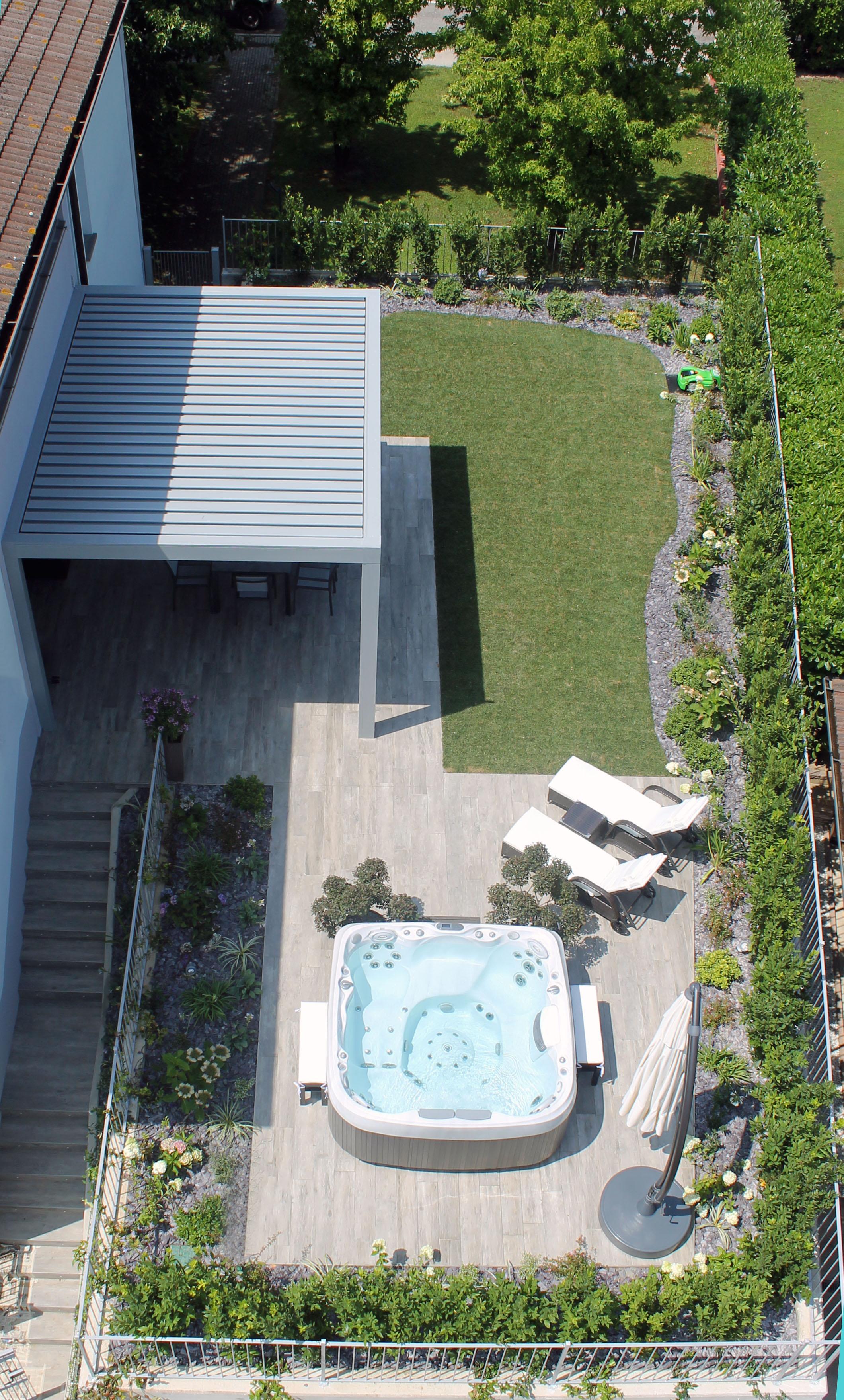 Rendere meraviglioso un piccolo giardino impresa edile for Allestire un piccolo giardino